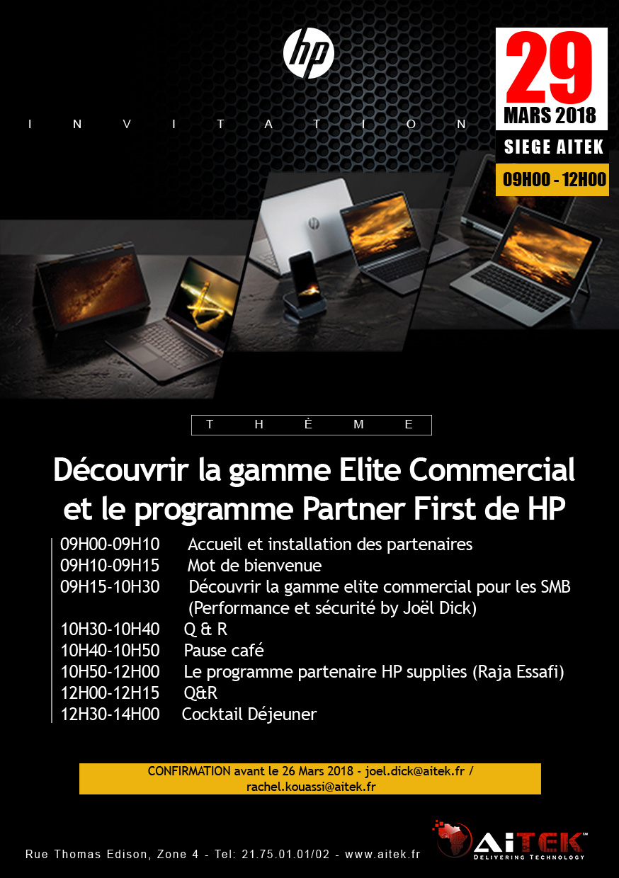 Rencontre hp